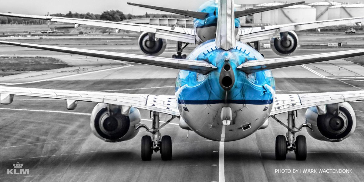 What happens behind the scenes at KLM when your flight is delayed?
