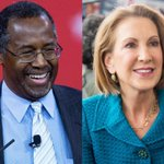 Ben Carson & Carly Fiorina announce 2016 presidential bids--get the details: http://t.co/Ewc5dyv627 http://t.co/xmqieJgXKY