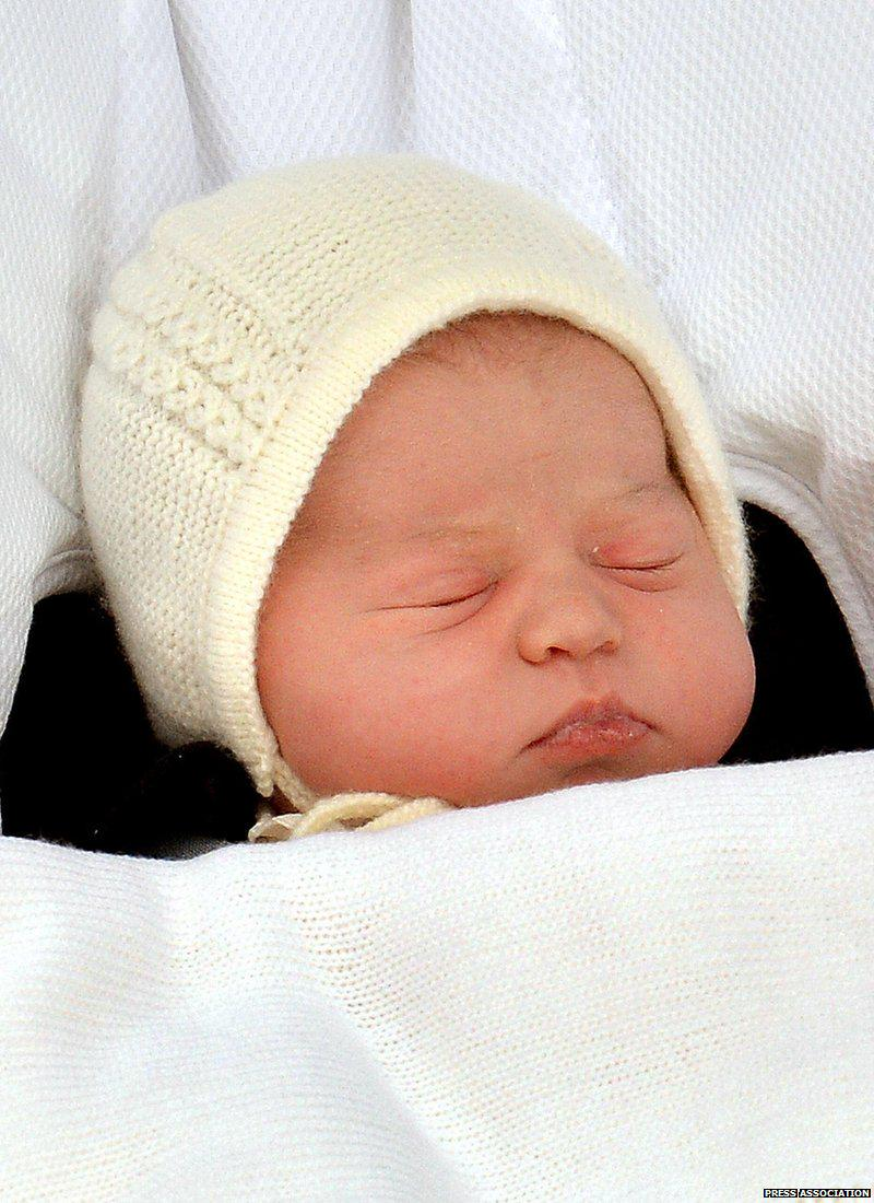 #RoyalBaby has been named Charlotte Elizabeth Diana http://t.co/Ib8sdN0K2G