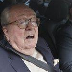 El Frente Nacional suspende de militancia a Jean-Marie Le Pen por sus comentarios filonazis http://t.co/rUTLWYtp8g http://t.co/vazNUPFikb