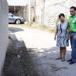 ¡Regresamos a la Privada de la Montecristo a visitar a Verónica y Ruth para darle seguimiento a sus peticiones! http://t.co/POHPL0dYmX