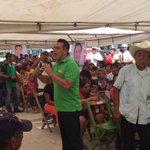 📢 Estuvimos en San Pablo Pixtún donde nos acompañaron los vecinos de diversas comunidades #ConTodoParaTodos http://t.co/MhI5hl1pdP