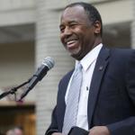 Ben Carson, a neurosurgeon, announces his bid for the GOP nomination for president: http://t.co/FPsEcDFWz8 http://t.co/T0KPiKHC62