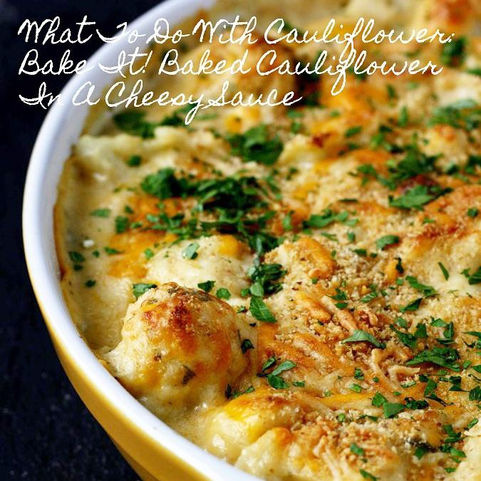@latimesfood Baked Cauliflower In A Cheesy Sauce for #weekendeats http://t.co/IXPlvYLGAF http://t.co/FH0wiyZDv9