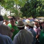 📢 Visitamos también Reforma Agraria durante nuestra gira de recorrido por Champotón #ConTodoParaTodos http://t.co/A7tME60iwz