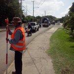 Así está una de las vías alternas ante el cierre de la carretera por trabajos de la Alcaldía @laprensa http://t.co/WJhgb8GNoL