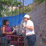 Llegamos hasta tu hogar en la colonia Ignacio Zaragoza para escucharte y conocerte! #6toDistritoCpe #ConTodoParaTodos http://t.co/bTQvG4UsMg