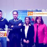 [2014] Ciudadanos se reúne con miembros de España 2000 en busca de vínculos políticos #DesmontandoACiudadanos http://t.co/1XgcmjR0sT