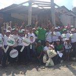 ????El trabajo en equipo es el camino hacia el éxito. Gracias a los ciudadanos por sumarse. #IVDistrito #PRIVerde http://t.co/RDT2rQXMio