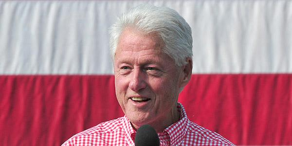 Bill Clinton defends his $500,000 speaking fees, saying