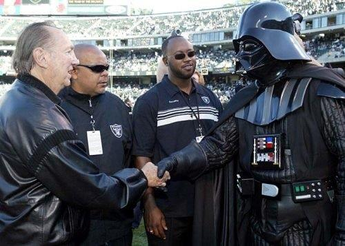 May the 4th be with you, @Raiders...#Raiders, @starwars, #DarthRaider http://t.co/cO6vP71Otg