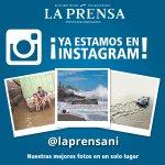 ¡LA PRENSA ya está en @instagram! Síganos y vea nuestras mejores fotos. #Nicaragua http://t.co/HB5MHo9jfT