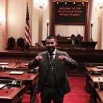Congrats @SergioRomo54, receiving the Latino Spirit Award at the Capitol, recognizing his community work. #SFGiants http://t.co/9VFUWICEhY