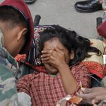 """An estimated 1.7 million children have been """"severely affected"""" by the earthquake in Nepal: http://t.co/QbK6f6B5DW http://t.co/Z19RzfOzYD"""