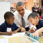 """""""How well we do as a nation depends on how well our young people are succeeding"""" —President Obama #MyBrothersKeeper http://t.co/6ONyDvBmwo"""