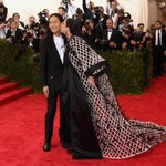 FIRST UHQ PHOTOS: Lady Gaga attends 2015 MET Gala red carpet with Alexander Wang - http://t.co/tYv5pC4JB3 http://t.co/O20TwdHsxt