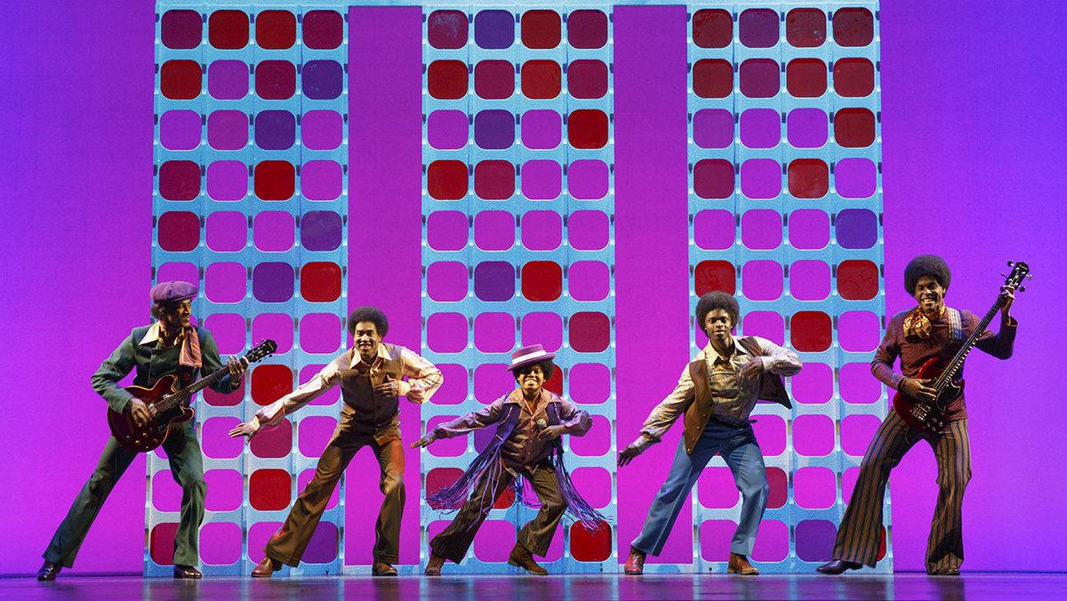 National Tour of Broadway Hit 'Motown: The Musical' Touches Down in L.A.: Theater Review