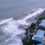 #ElPaísDD Panamá mantiene alerta verde por oleaje en el litoral Pacífico. http://t.co/Cibyku2sCW http://t.co/GfNpFJgn8i