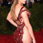 Helloooooo, there! Jennifer Lopez turns heads at the #MetGala: http://t.co/0QFXGJUPlY http://t.co/y8boWGMTNa