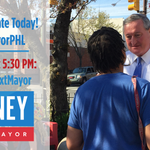 #NextMayorPHL debate in less than an hour! You can watch at 5:30pm here: http://t.co/BiYSF8GRL3 #PHL2015 http://t.co/CF2mLIpbBw