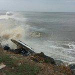 4May/4:36pm/Tramo marino del Corredor Sur a esta hora. Precaución. http://t.co/LXigb0Pxwh