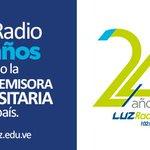 En 1991 es creada @LUZRadio. Felicidades en sus 24 años a la primera emisora universitaria del país. ¡Gran trabajo! http://t.co/4HcnB9P49H