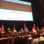 Really enjoying #NextMayorPHL. I like that the moderators are forcing direct answers. Local politics give me hope. http://t.co/INHZZseBvC