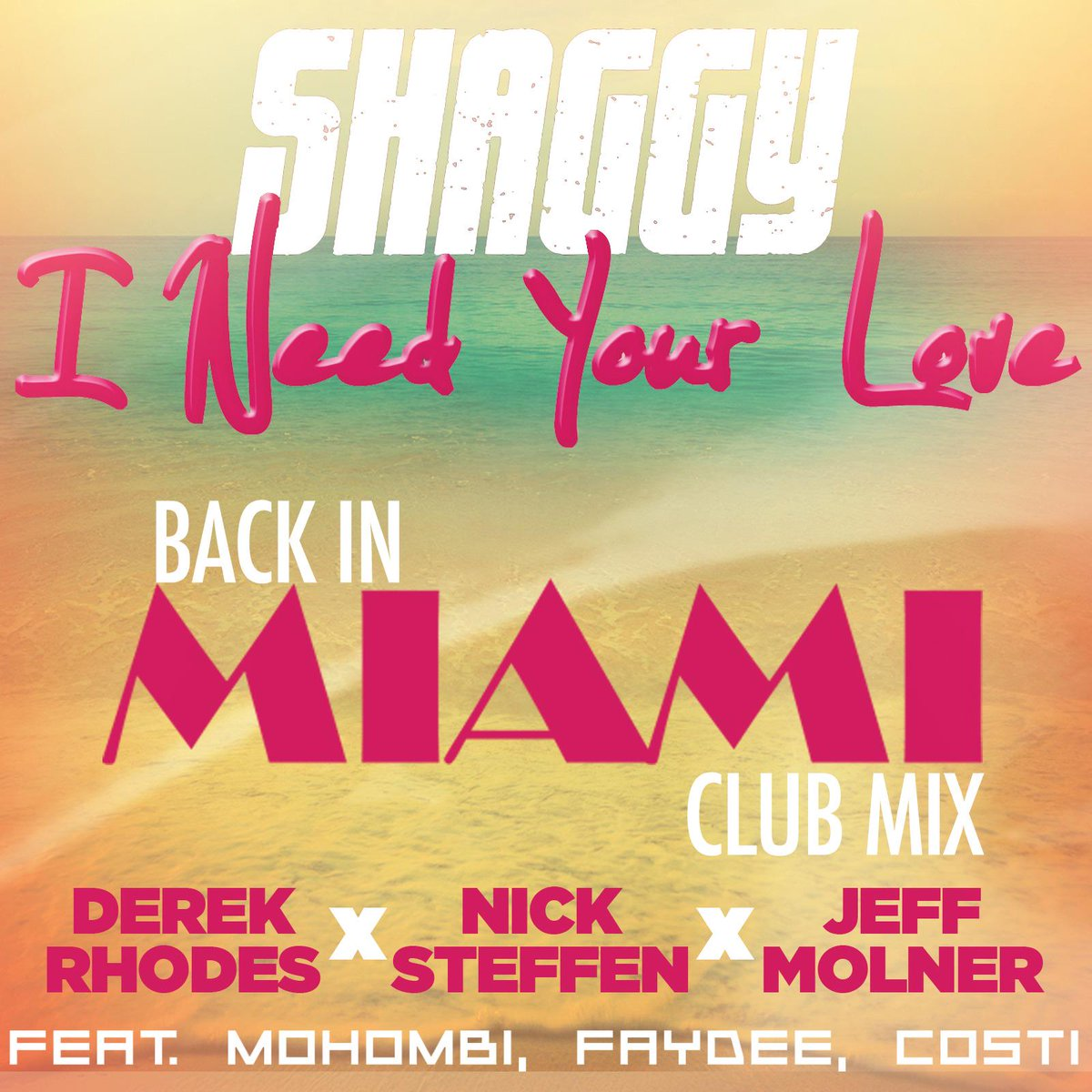 "The Official ""Back In Miami"" Club Mix of ""I Need Your Love"" is Now Out on @BroBible! http://t.co/g1bIaLnU3o http://t.co/I3uCjc3zCB"