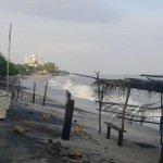 4May/5:33pm/imágenes de entre Punta Barco y San Carlos sin novedad. #OleajesPacífico http://t.co/gFpmRYxVVS