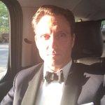 Car selfie #MetGala2015 @BrooksBrothers http://t.co/uFv7TYtYKv