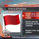 Presentamos las diferentes banderas de prevención que encontrará en las playas. #Panamá http://t.co/oplwhT2tNf