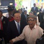 Presidente @JC_Varela sancionó hoy la ley que otorga un aumento a los jubilados. #Panamá http://t.co/8BKbPVMnZp