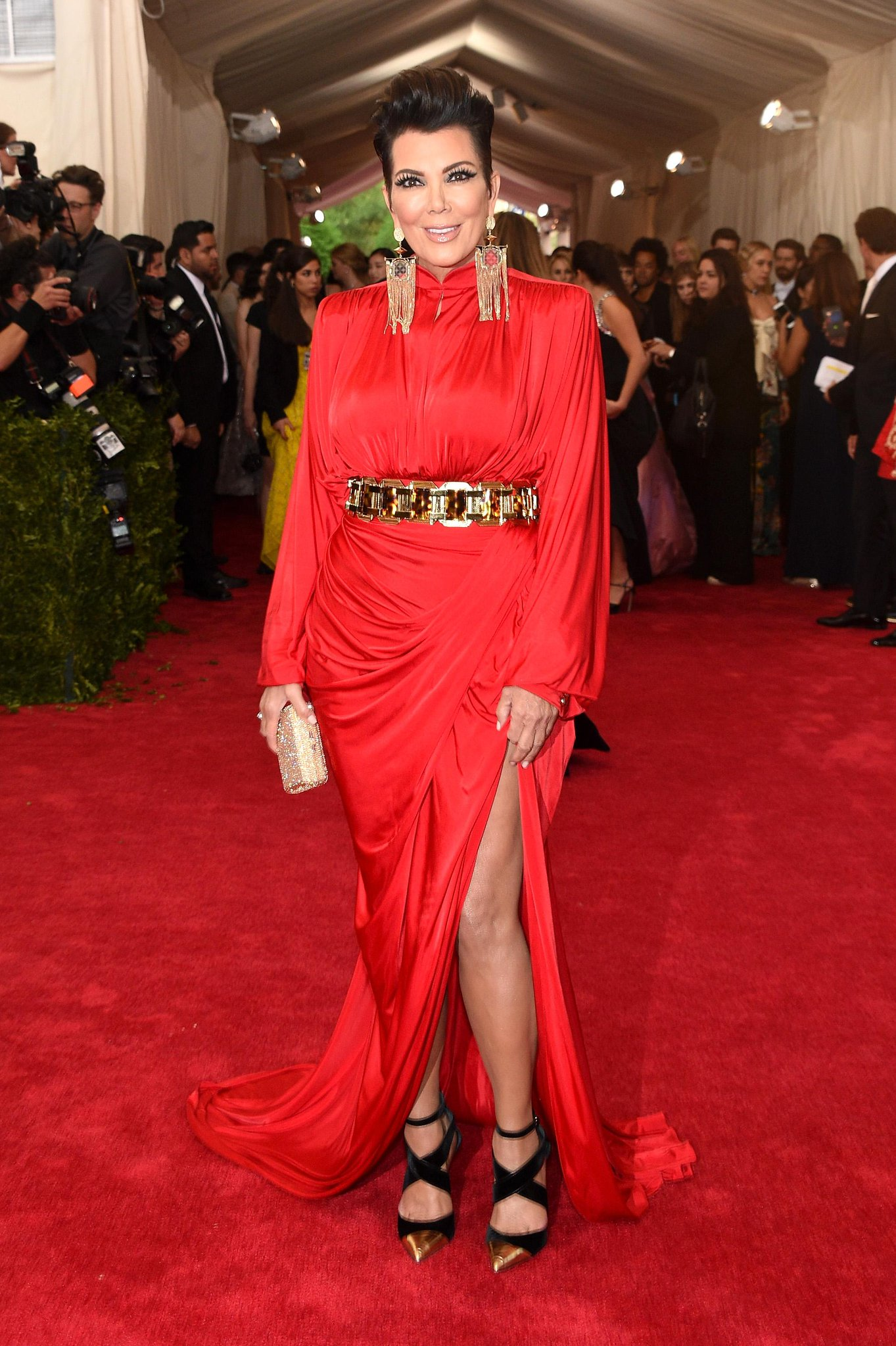 Oh hey there, @KrisJenner! #MetGala http://t.co/zI5Tricvvq