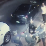 VIDEO: Security footage shows assault that led to officer-involved shooting in McAllen http://t.co/LH9gfNv5Dv #rgv http://t.co/D0VAJunI8n
