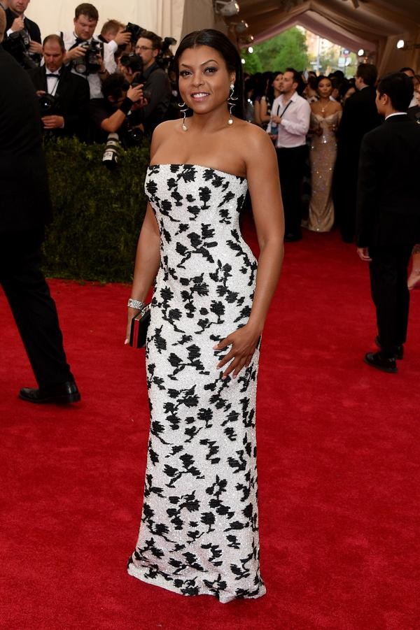 A knockout @AlexanderWangNY! RT @etnow: Not sure if we could love @TherealTaraji more #MetGala http://t.co/uLymuENG1e http://t.co/ExuszcJIca