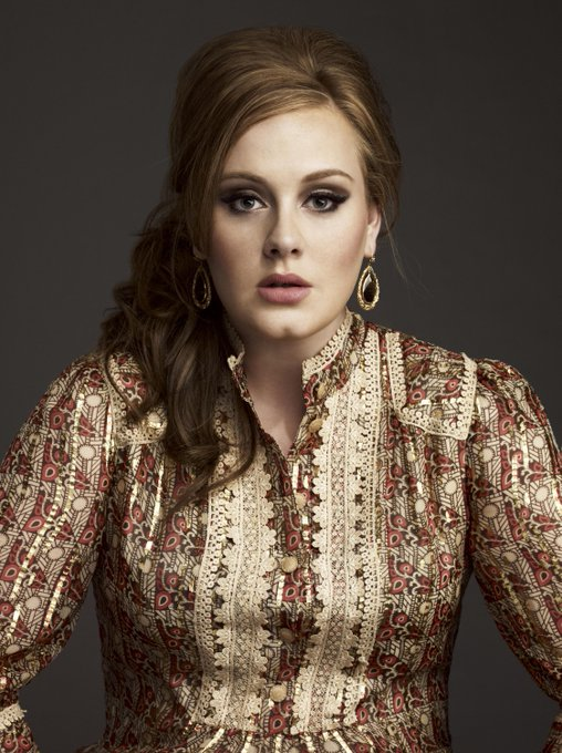 Happy Birthday to Adele, who turns 27 today!