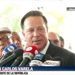 """""""Política es un servicio, no un negocio"""", destacó presidente @JC_Varela tras cumplirse """"AñoElecciones http://t.co/TmCMUZ6Wuo"""