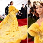 Rihanna rules them all at this year's Met Gala http://t.co/CRE51MmLiL http://t.co/ESbwmAaUtW