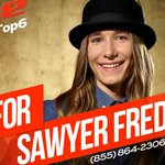 RT if you're taking @SawyerFrdrx to the #VoiceTop5 with your votes tonight! http://t.co/WhWDwUXlsa