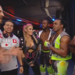 """The only reason you guys won is because Randy and Roman hate each other. #FACT!"" - @NatByNature #RAW http://t.co/TQAKUapvAh"