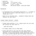 #Tsunami | Las olas seran de 0,3 a 1 metro en algunas costas de Papúa Nueva Guinea tras el #terremoto de 7,5 http://t.co/fwXKzJRWmX