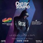 Inicia el programa de música electrónica #1 de todo #Panamá #DirtySound junto a @djfidelcoronado #LetTheMadnessBegin! http://t.co/b4vTwqpsto