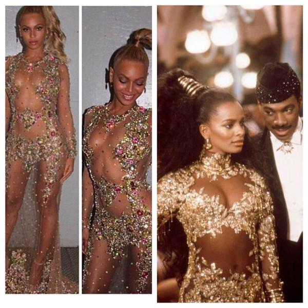 Who Wore It Best! Hands down Queen @Beyonce did LOL http://t.co/UGizPaEhr3