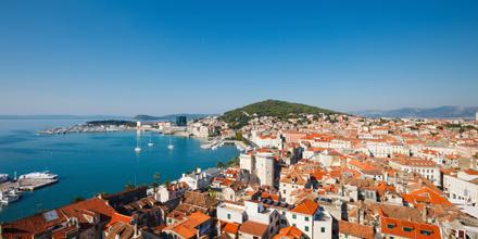 Let's Split! Today we start our flights to the sunny Dalmatian coast
