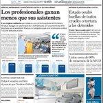 """""""@ElNacionalWeb: Buenos días, le presentamos nuestra primera página de este martes 5 de mayo de 2015 http://t.co/SDOiz91ebK"""""""