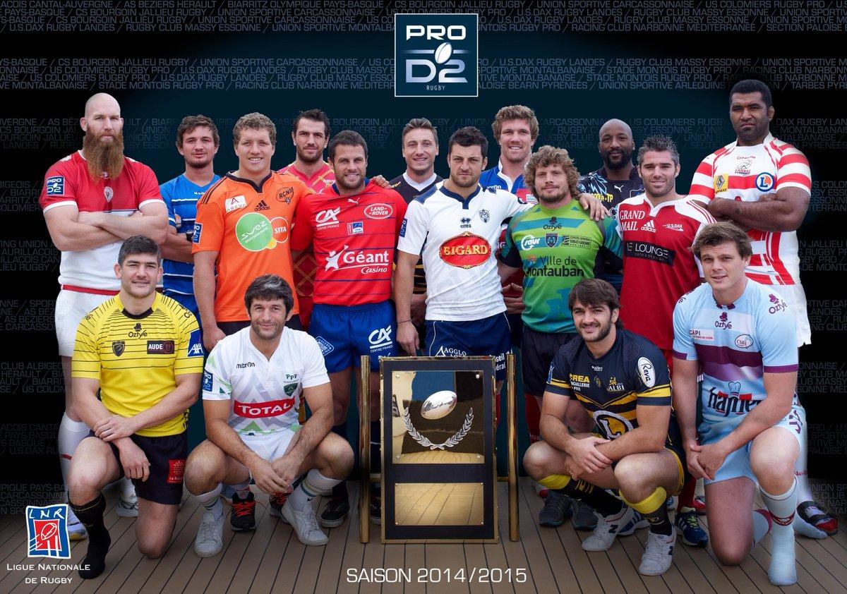 > RT ce message et follow @lnr_fr pour tenter de gagner un ballon dédicacé par les 16 capitaines de #PROD2 ! http://t.co/rzJ2FwvlzF
