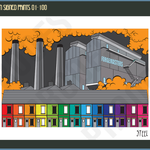 The #Forgemasters Steelworks #attercliffe ltd edition art at http://t.co/ZwBlVaU89o #sheffieldissuper #iLoveS http://t.co/bLS0lnDKUO