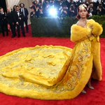 Do you agree with @scott_mills that Rihanna looks like she is wearing an omelette? http://t.co/LTH99QiGZp #MetGala http://t.co/13H5Htd80M