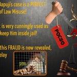 BOGUS age proof misused to frame Asaram Bapu Ji under POCSO Act. POCSO can be easily MISUSED #BlackDay_31अगस्त https://t.co/pBGTNKvqAu