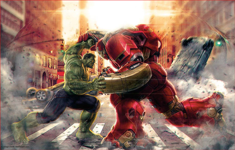 Quickie By What Name Is The Hulk Buster Referred To As In AvengersAgeOfUltron